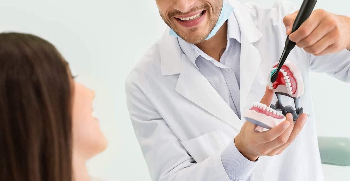 les étapes du brossage de dents